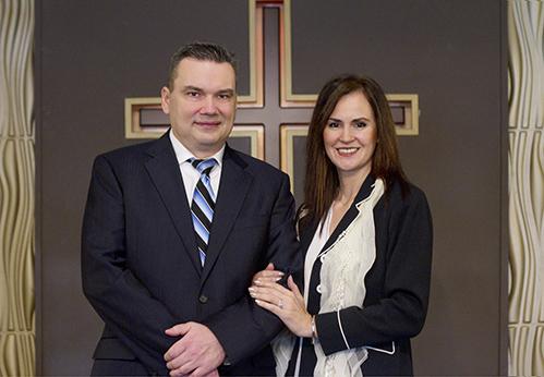 гл. пастор Владимир Георгиев